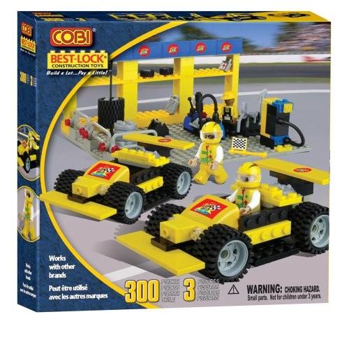 2135 - Yellow Racing Car