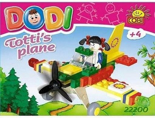 22200 - Totti's Plane