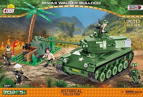 2237 - M41A3 Walker Bulldog Limited Edition