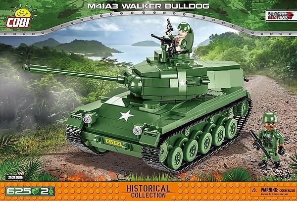 2239 - M41A3 Walker Bulldog