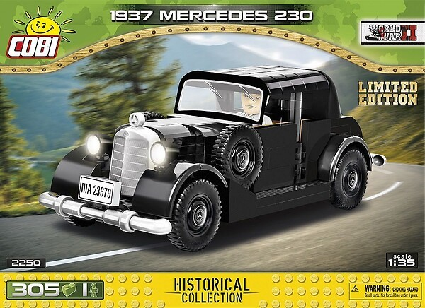2250 - 1937 Mercedes 230 - Limited Edition