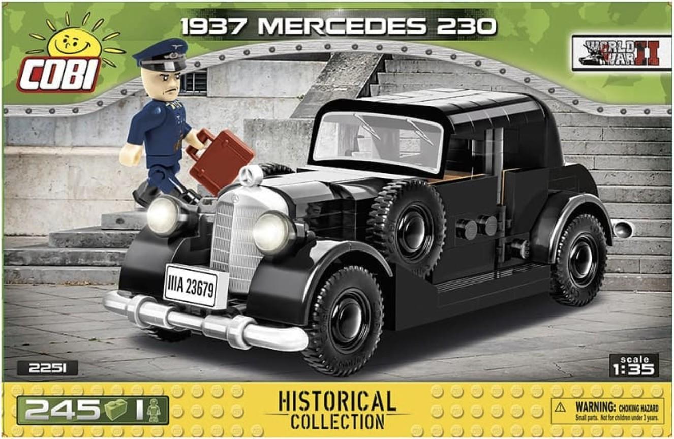 2251 - 1937 Mercedes 230