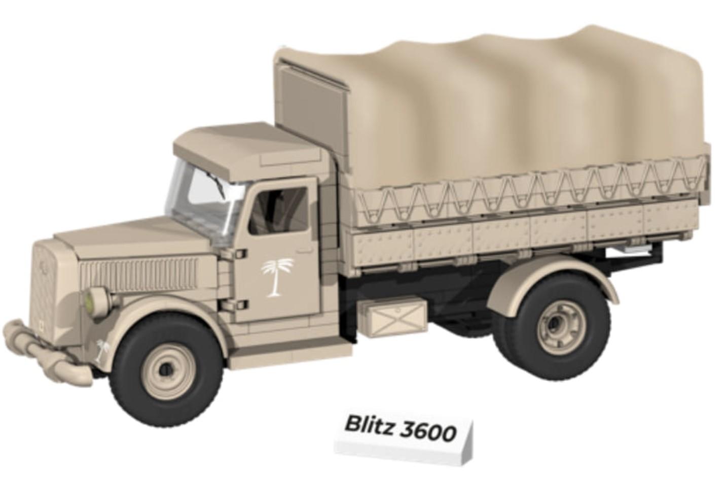 2254 - Blitz 3600