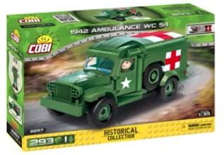 2257 - 1942 Ambulance WC-54