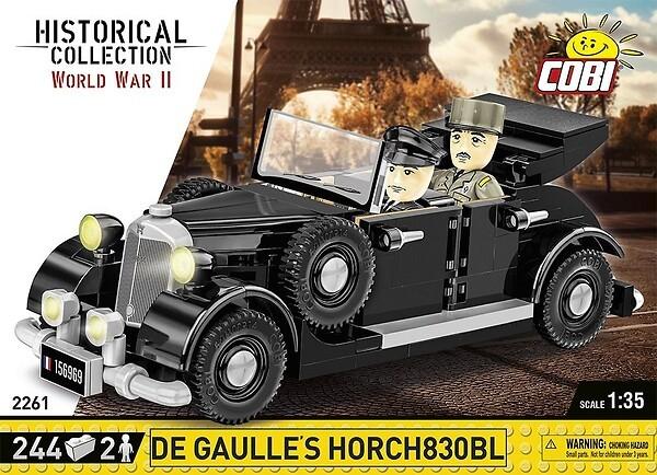 2261 - De Gaulle's Horch830BL photo