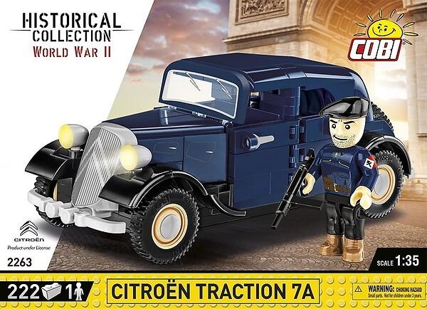 2263 - 1934 Citroen Traction 7A