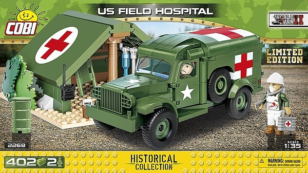2268 - US Field Hospital Limited Edition