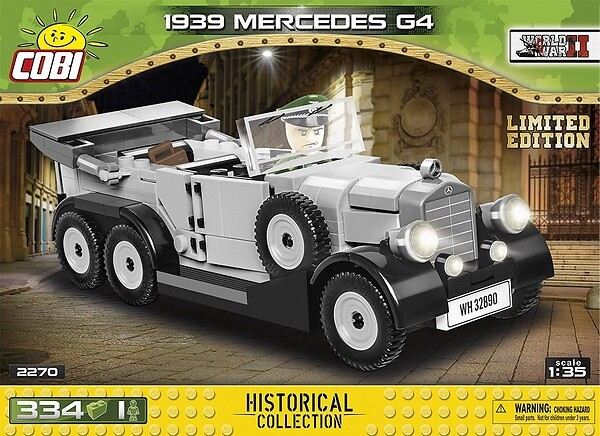 2270 - 1939 Mercedes G4 - Limited Edition photo