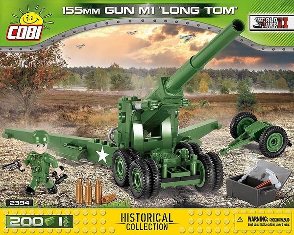 2394 - 155 mm Gun M1 Long Tom