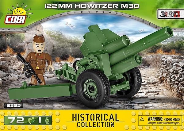 2395 - 122 mm Howitzer wz.1938  M-30