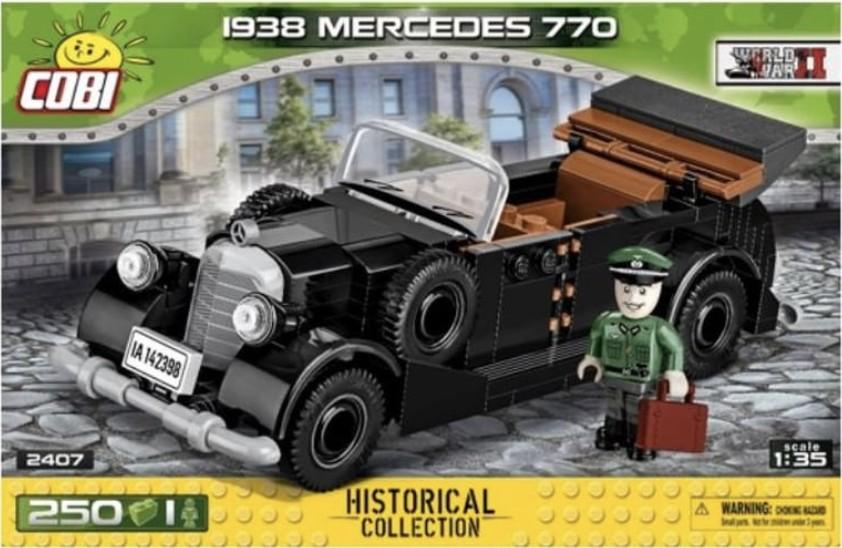 2407 - 1938 Mercedes 770