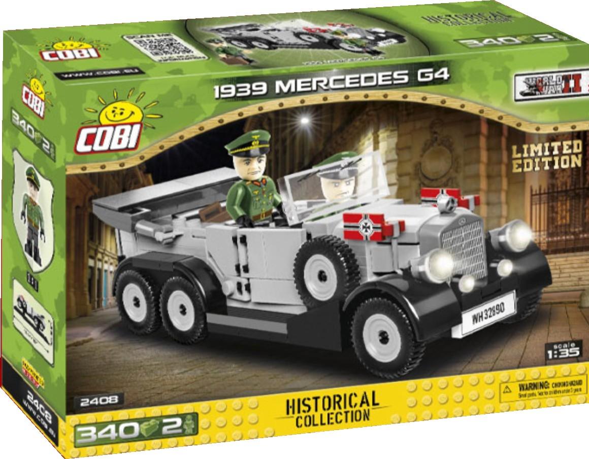 2408 - 1939 Mercedes G4 LE photo