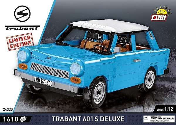 24330 - Trabant 601 S Deluxe - Limited Edition