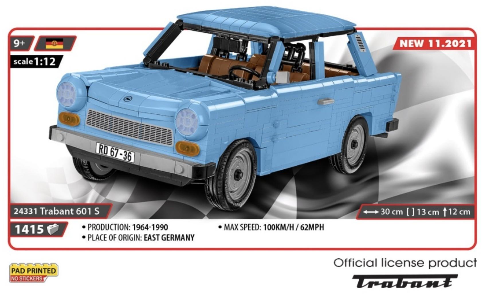 24331 - Trabant 601 S