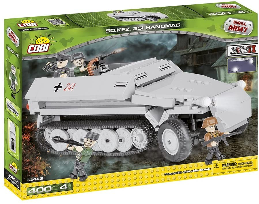 2442 - Sd.Kfz. 251 Hanomag (version2)