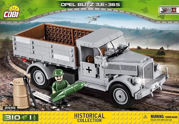 2449A - Opel Blitz 3,6-36 S