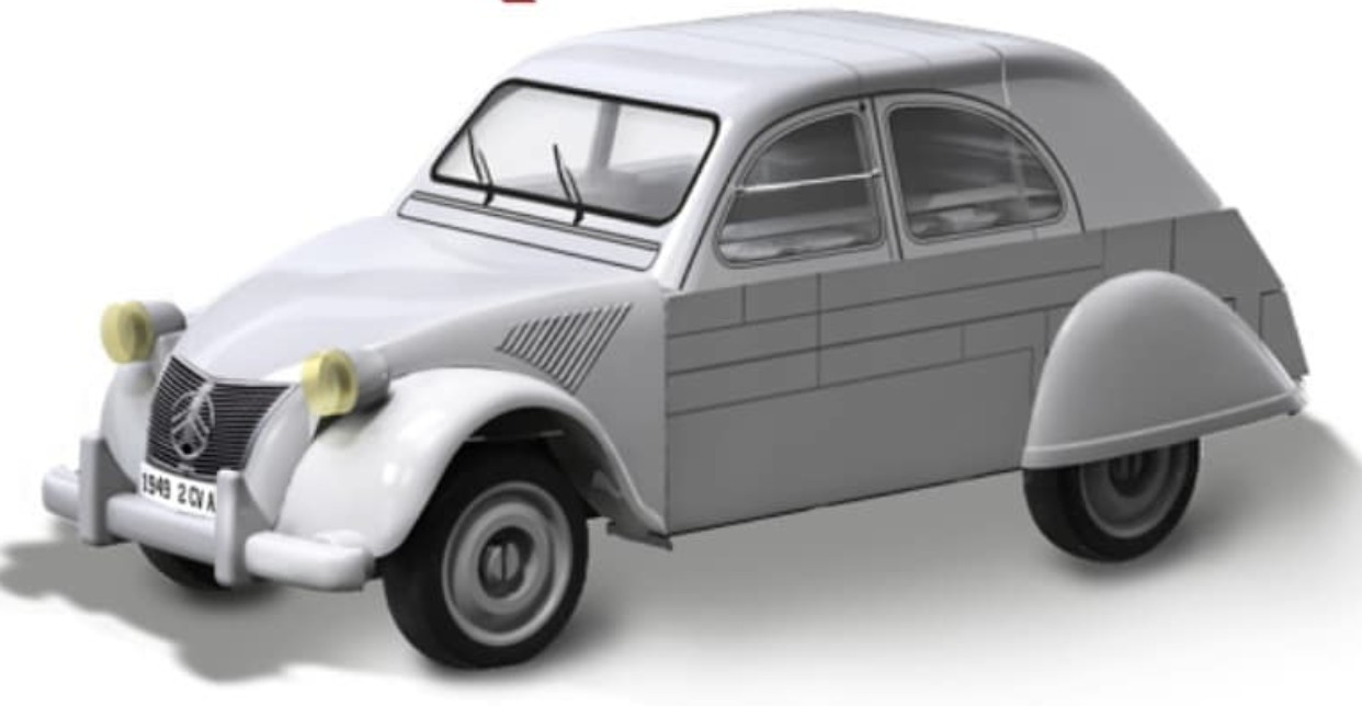 24510 - Citroën 2CV Type A (1949) photo