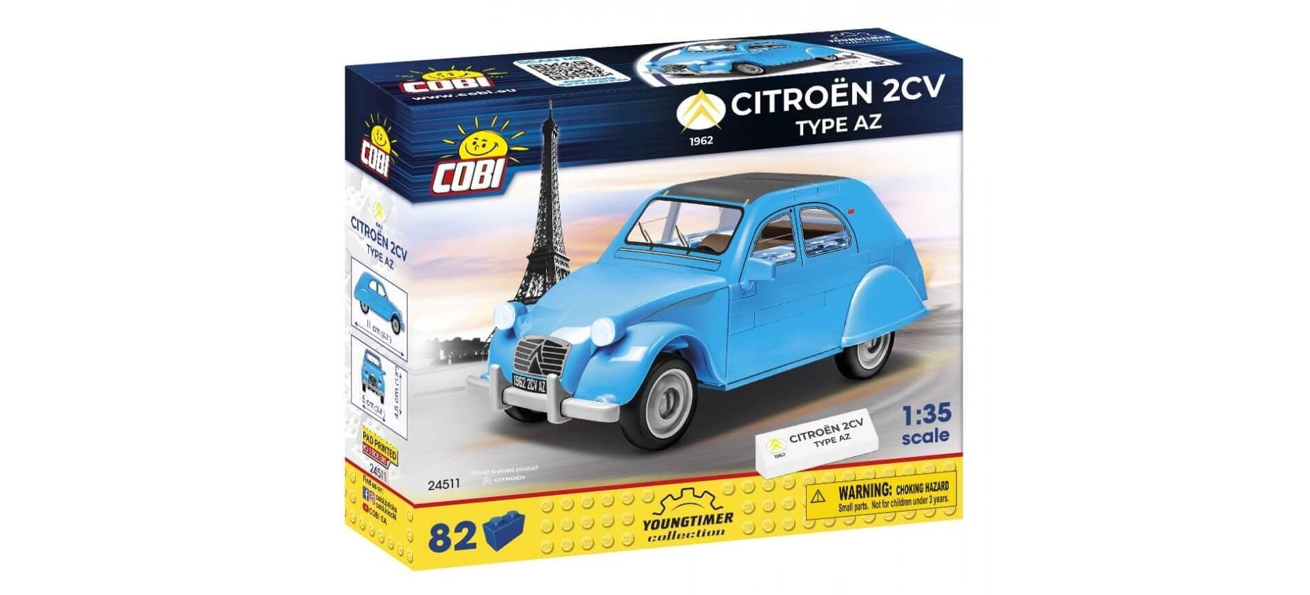 24511 - Citroën 2CV Type AZ