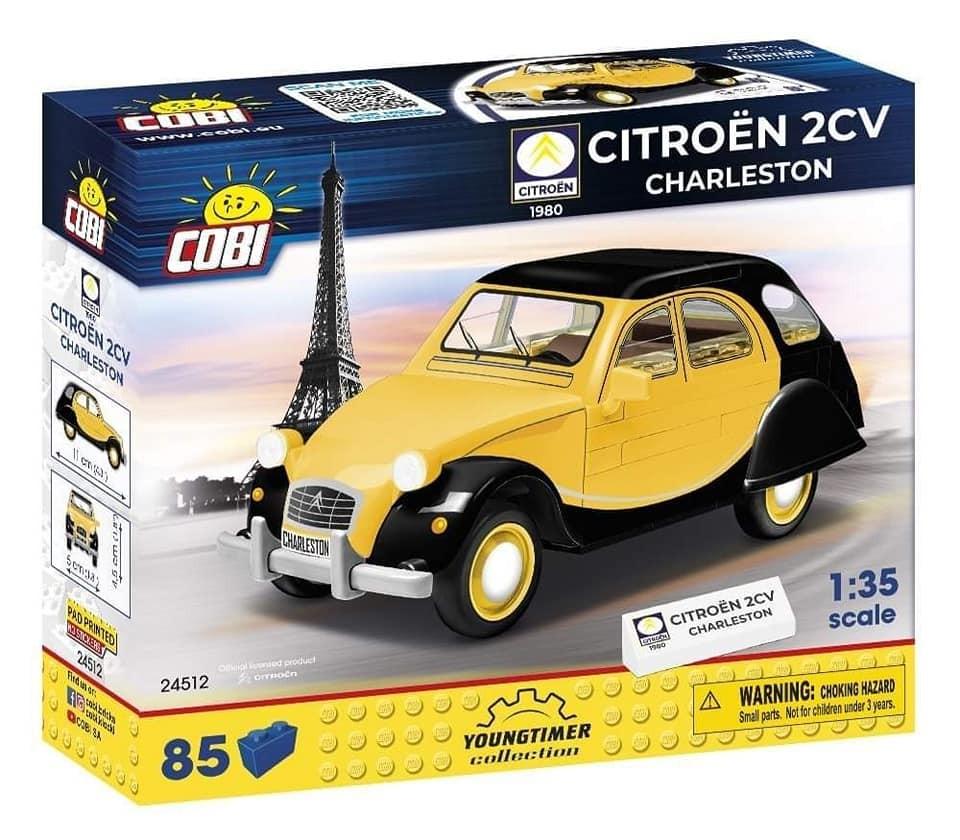 24512 - Citroën 2CV Charleston
