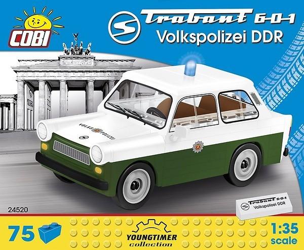 24520 - Trabant 601 Volkspolizei DDR
