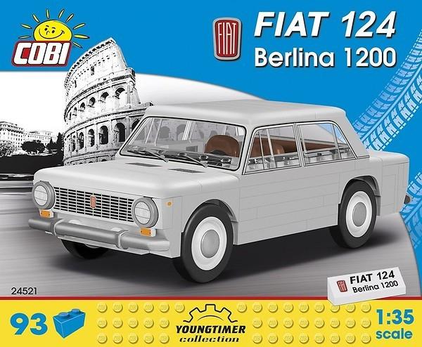 24521 - Fiat 124 Berlina 1200