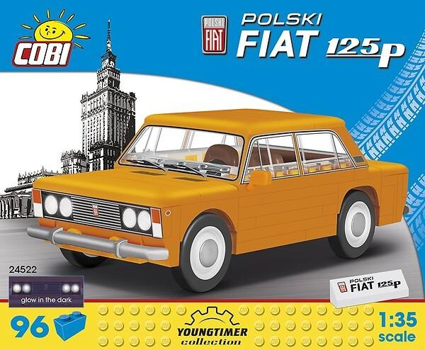 24522 - Polish Fiat 125p