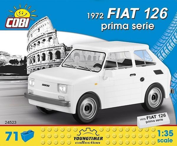 24523 - Fiat 126 1972 prima serie