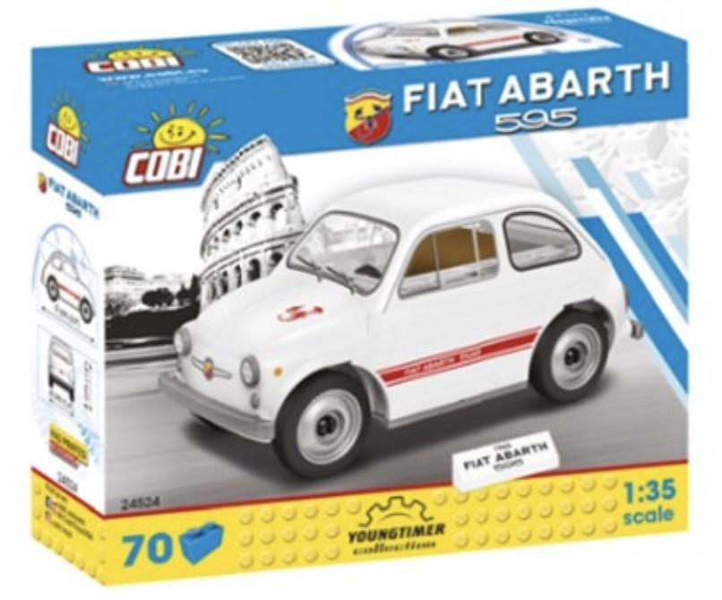 24524 - 1965 Fiat Abarth 595