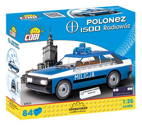 24533 - FSO Polonez 1500 Radiowóz