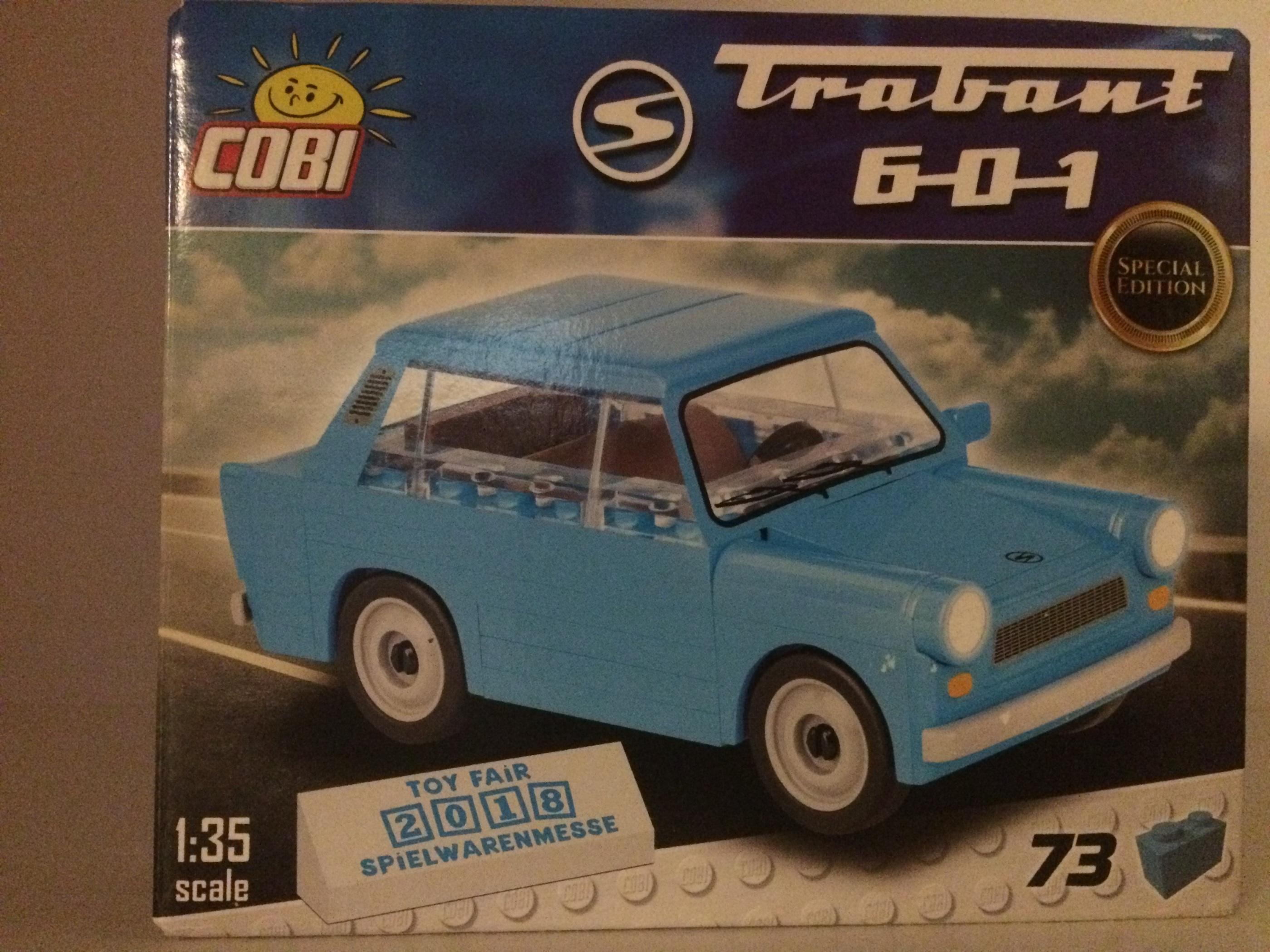 24539 - Trabant 601 Nuremberg Toy Fair Edition (version2)