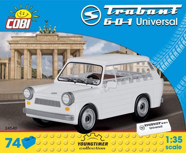 24540 - Trabant 601 Universal