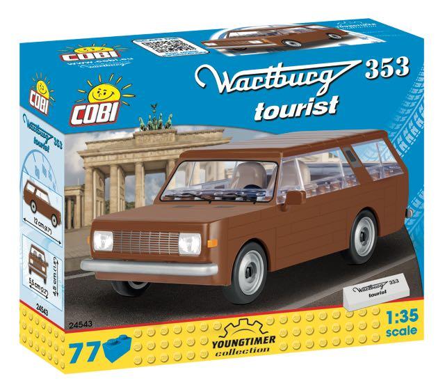 24543 - Wartburg 353 Tourist