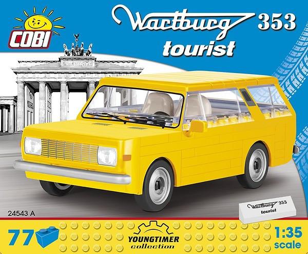 24543A - Wartburg 353 Tourist