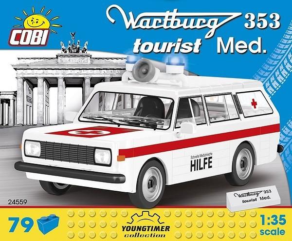 24559 - Wartburg 353 tourist Med.