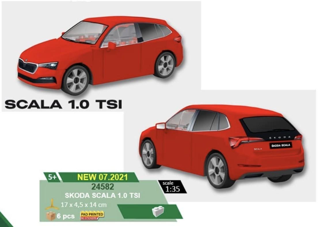 24582 - Skoda Scala 1.0 TSI