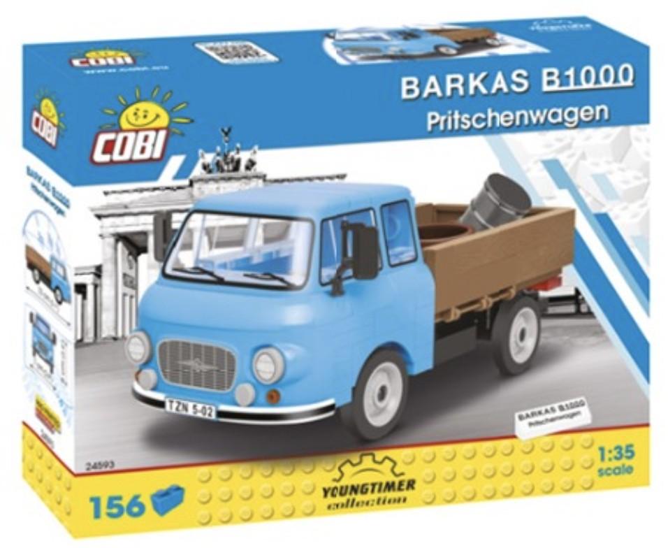 24593 - Barkas B1000 Pritschenwagen