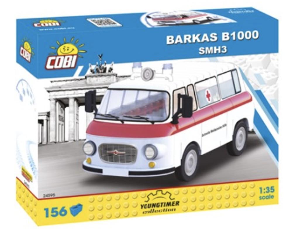 24595 - Barkas B1000 Krankenwagen (Schnelle Medizinische Hilfe)