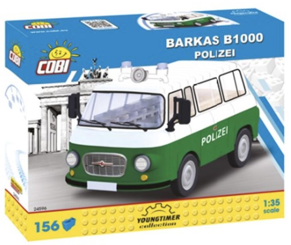 24596 - Barkas B1000 Polizei