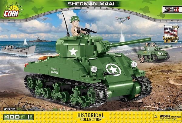 2464A - Sherman M4A1