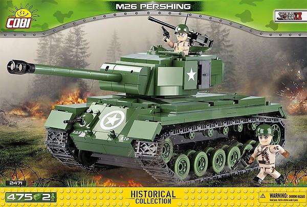 2471 - M-26 Pershing (version2)