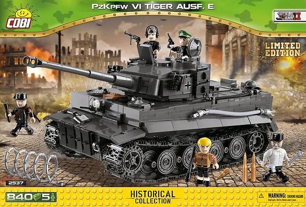 2537 - Panzerkampfwagen VI Tiger Ausf.E - Limited Edition