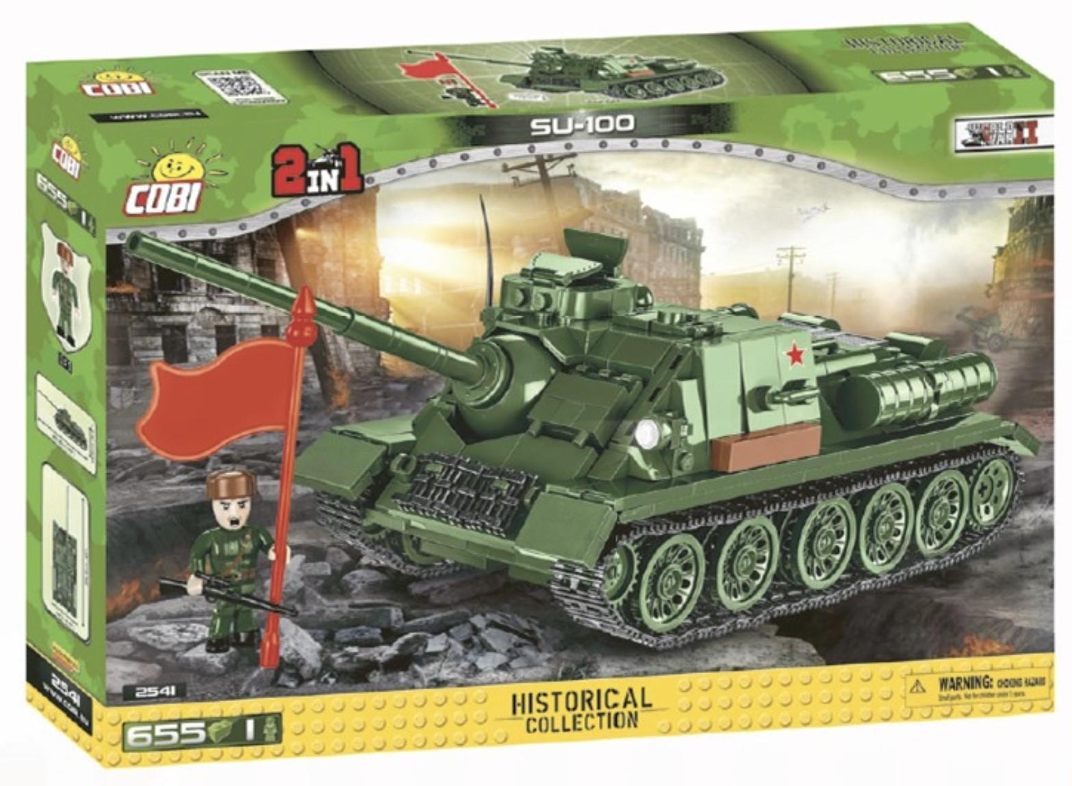 2541 - SU-100