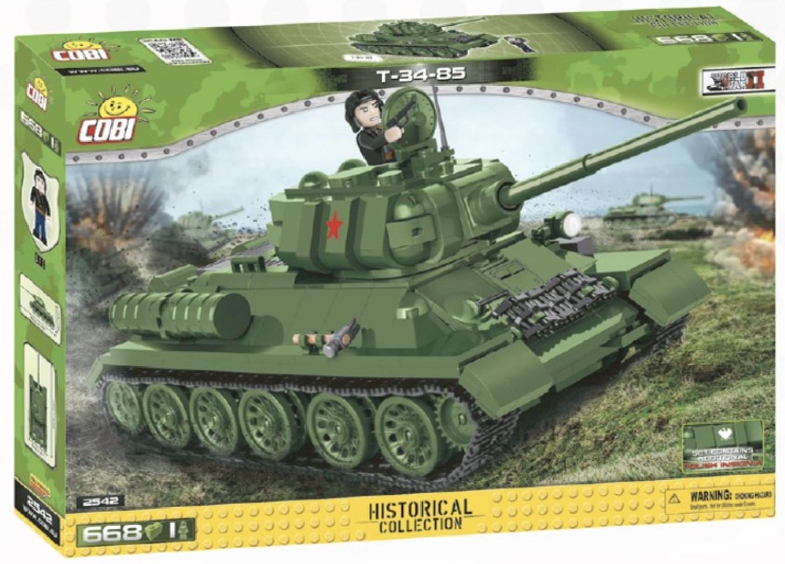 2542 - T-34/85