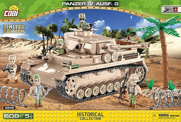 2545 - Panzer IV Ausf.G - Limited Edition