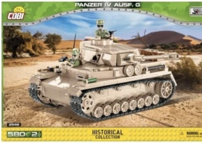 2546 - Panzerkampfwagen IV Ausf. G