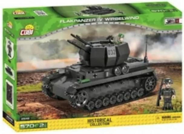 2548 - Flakpanzer IV WIRBELKWIND