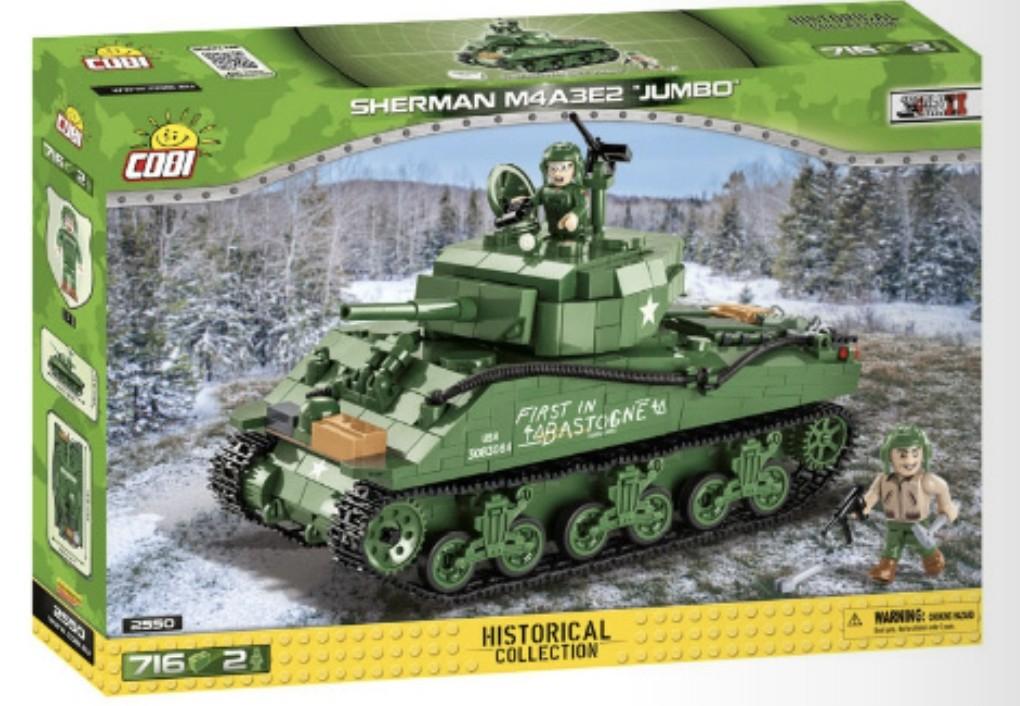"""2550 - Sherman M4A3E2 """"Jumbo"""" photo 0"""