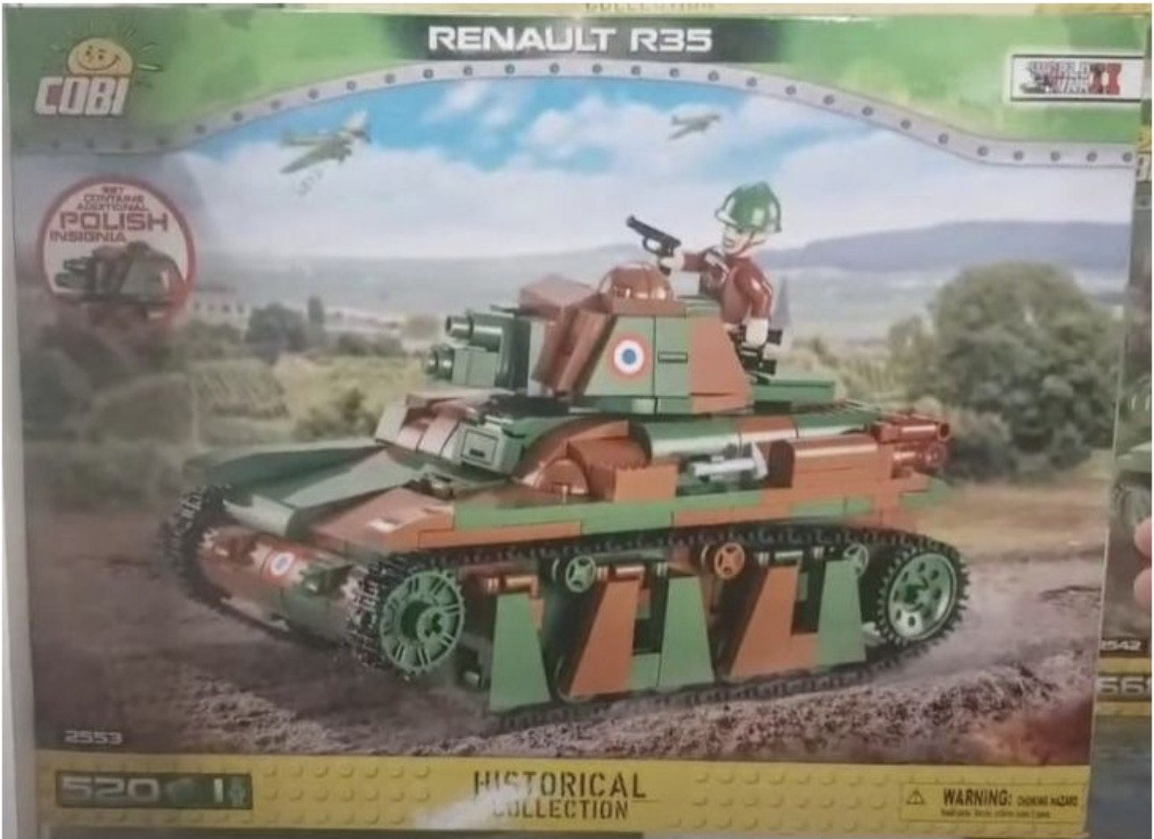 2553 - Renault R35