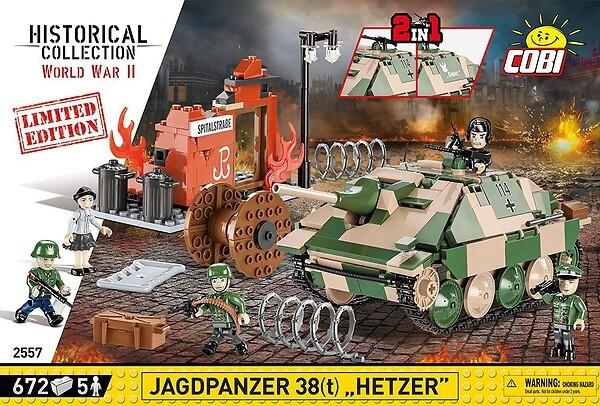 2557 - Jagdpanzer 38(t) Hetzer - Limited Edition