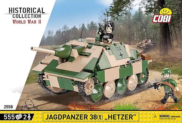 2558 - Jagdpanzer 38(t) Hetzer